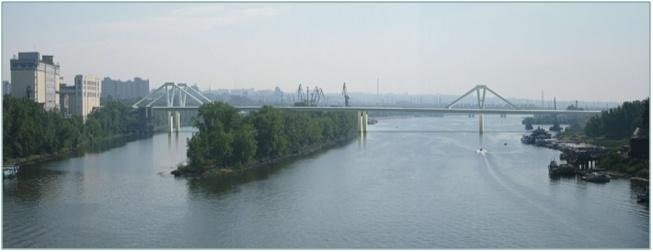 мостового перехода.